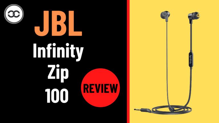 JBL Infinity Zip 100 reveiw- CouponCut